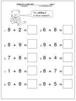 Maths Blog  Free Maths Worksheets Resources And Reviews  Part  Free Maths Worksheet From Mathsblogcouk