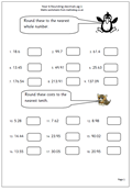 math worksheet : measuring year 4  maths blog : P1 Maths Worksheets