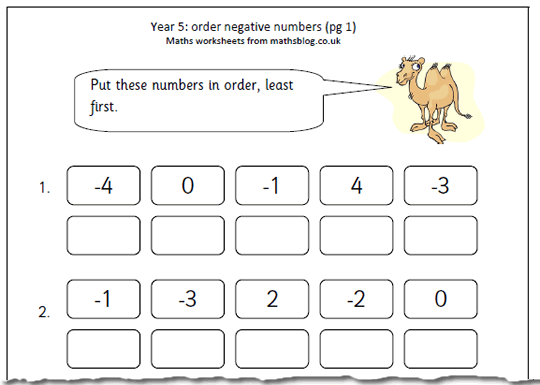 Number Names Worksheets maths worksheet year 1 Free Printable – Yr 5 Maths Worksheets