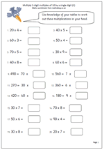 math worksheet : year 4 maths worksheet doubling and halving  maths blog : Maths Worksheets For Year 4