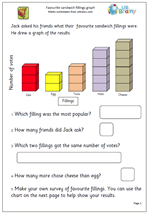 math worksheet : year 2 maths worksheet handling data  maths blog : Maths For 7 Year Olds Worksheets