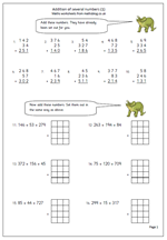 math worksheet : calculating year 6 maths worksheets  maths blog : Maths Partitioning Worksheets