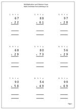 math worksheet : free maths worksheets year 6  maths blog : Key Stage 2 Maths Worksheets Uk