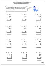 math worksheet : multiplying using column method worksheet  column multiplication  : Column Method Addition Worksheets