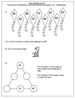 math worksheet : free year 6 maths worksheets  maths blog : Maths Worksheets Ks2